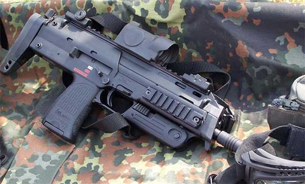 Heckler and Koch MP7 Personal Defense Weapon