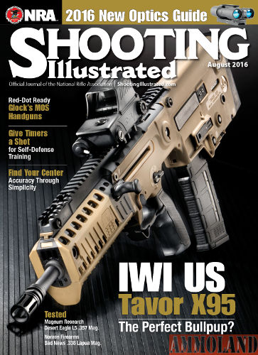 August 2016 Issue of Shooting Illustrated